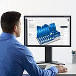 Stratasys Launches Bold 3D Printing Software Strategy and Universal Design-to-3D Print Application, GrabCAD Print