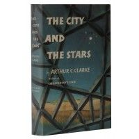 Arthur C. Clarke - The City and the Stars - Harcourt Brace and Company 1956 US First Edition