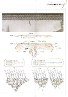 Книга по машинному вязанию.: elena_vea — ЖЖ Knitting Machine, Rubrics, Tips, Pattern, Handmade, Photos, Hand Made, Advice, Patterns