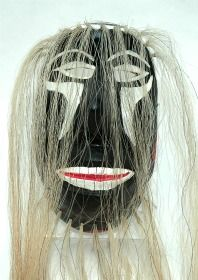 Yaqui Indian Masks from Arizona and New Mexico