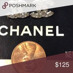New Chanel 10k gold real gold earrings today only Chanel 10k real gold earrings Chanel Jewelry Earrings