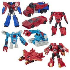 Transformers Robots in Disguise Legion Wave 10 Case - Hasbro - Transformers - Transformers at Entertainment Earth