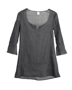 tunic / susy harper >> Would make a great swim suit cover up Quoi Porter, Look Chic, Fashion Outfits, Womens Fashion, Get Dressed, I Dress, Body, What To Wear, Style Me