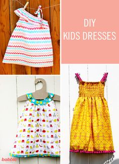 Nothing is sweeter than a little girl all dolled up in a homemade dress. We've rounded up the most popular dress tutorials from Prudent Baby as well as some of our favorites from around the crafty web. Most of these dresses are ideal for beginning sewers; all will make you feel like the crafty mom superstar that you are. From pinafores to party dresses to dress-up tutus, these 25 free dress tutorials will have you and you little one smiling from ear to ear. Take a look and get the links t...