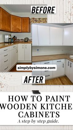 Kitchen Cabinet Storage, Diy Kitchen Cabinets, Kitchen Redo, Kitchen Design, Kitchen Ideas, Diy Painting Kitchen Cabinets, Kitchen Cabinet Paint Colors, Diy Kitchen Makeover, Small Kitchen Makeovers