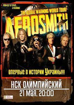 Aerosmith - легендарна американська група , яка не потребує представлення.