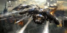 spaceship shootdown by Jong Won Park