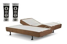 Special Offers - DynastyMattress Split-King NEW 2015 S-CAPE PERFORMANCE Adjustable Bed By LEGGETT & PLATT-Split King - In stock & Free Shipping. You can save more money! Check It (April 11 2016 at 02:56PM) >> http://storagebedsusa.net/dynastymattress-split-king-new-2015-s-cape-performance-adjustable-bed-by-leggett-platt-split-king/