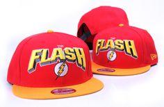 The Flash Snapback Hat (8) , shopping online  $6.9 - www.hats-malls.com