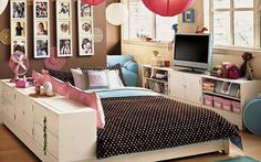 37 Insanely Cute Teen Bedroom Ideas For Diy Decor Crafts For Teens ...
