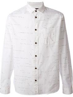 Marc By Marc Jacobs Logo Printed Shirt - Stefania Mode - Farfetch.com