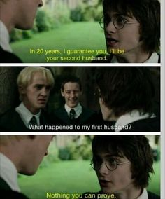 Sorry for the Drarry spam, but I'll go down with this ship