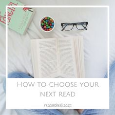 How to choose your next read: A guide for the new bookworm. A few tips to keep in mind when you're looking for an interesting book to keep you entertained for hours, and more importantly - to give you inspiration to read more! Keep In Mind, Book Worms, About Me Blog, Advice, Rainbow, Entertaining, My Love, Reading, Tips