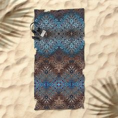 SOLD Ethnic Tribal Pattern G329 Beach Towel! https://society6.com/product/ethnic-tribal-pattern-g329_beach-towel#s6-4132278p53a69v456 #Society6 #Ethnic #Tribal #Pattern #Beach #Towel #beachtowel #ethno #abstract