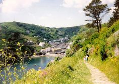 Talland Bay to Polperro on the South West Coast Path