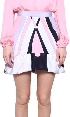 #lindelepalais.com        #Skirt                    #Emilio #Pucci #Silk #skirt #Lindelepalais.com #16416                         Emilio Pucci Silk skirt | Lindelepalais.com 16416                             http://www.seapai.com/product.aspx?PID=351694