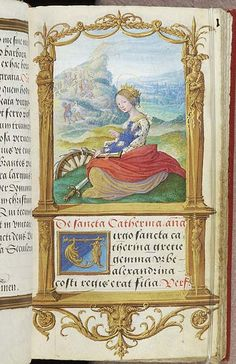 Book of Hours, MS M.696 fol. 64r - Images from Medieval and Renaissance Manuscripts - The Morgan Library & Museum