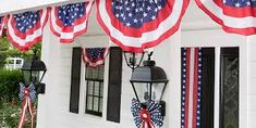 Image result for fourth of july garden decorations