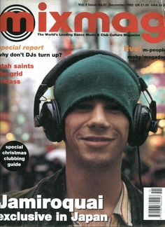 Over 30 Mix Magazines From The UK Dance Culture in Good . Victor Hugo, Driver Film, Jay Kay, Acid Jazz, Motown, Dance Music, Nostalgia, Singer, 90s Style