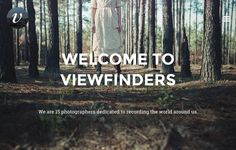 Welcome to ViewFinders #viewfindersio #photography