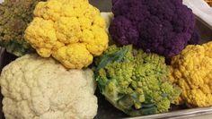 Fresh Cauliflower  @#ilpiattosantafe