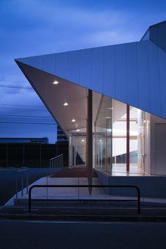 Majima Clinic by D.I.G Architects Majima in Nagoya, Japan