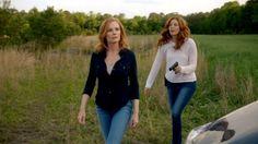 "Julia + Christine Under The Dome Season 3 Episode 5 ""Alaska"""