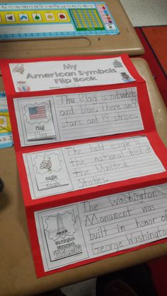 is time to learn all about our American Symbols this week! American Symbols Mini Video We watched this free video on Brai. Kindergarten Social Studies, Social Studies Activities, Teaching Social Studies, Student Teaching, Teaching Ideas, Teaching Strategies, First Grade Writing, Teaching First Grade, First Grade Classroom