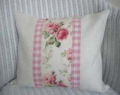Image result for shabby chic cushions