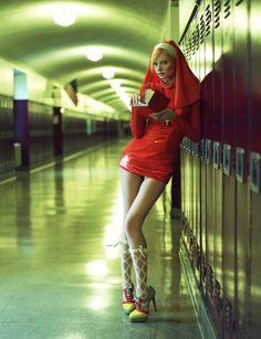 Fashiontography: Miranda Kerr by Greg Kadel