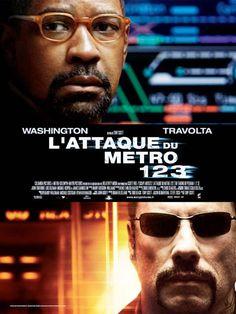 L'Attaque du métro 123 - film 2009 - AlloCiné