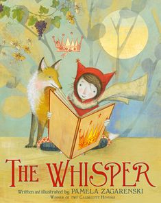 The holidays are filled with the purchasing of gifts for family and  friends. One of my favorite gift is a book and a beautifully illustrated  picture book is not only a gift of a story but the gift of art.  Here are 10 picture books from 2015 that are wonderful stories accompanied  by incredible illustrations:  The Whisper by Pamela Zagarenski (HMH Books for Young Readers, October 6,  2015)  Bird by Beatriz Martin Vidal (Simply Read Books, September 1, 2015)  Lenny & Lucy by Philip C…