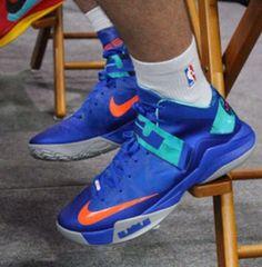 Nike Lebron Soldier 6 Nikola Vucevic PE Sneaker (Images)