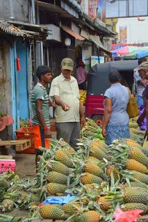 Farmers Market, Columbo, Sri Lanka