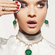Crystal Renn for Vogue Paris