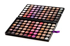 Instead of hunting through your purse for your night on the town eyeshadow, go from office professional to smokin' hot with this 120 Color Warm and Natural Palette. These earthbound shimmer and matte colors of smooth browns and golds, and feminine pinks and purples look fabulous on all skin tones and all eye colors.