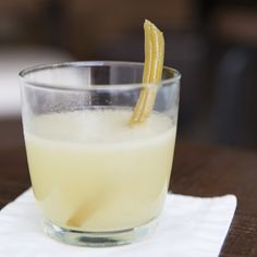 Bells of Jalisco. Recipe from Mickey Moran at The Belmont of Charleston, South Carolina. Photo by Callie Cranford.