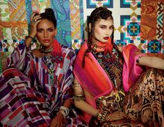 Mac Clothing inspired by the Somali Dirac