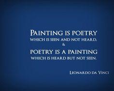 """Art Quotes By Leonardo Da Vinci Leonardo da vinci. """""""