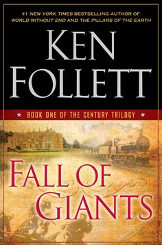 "Fiction: Fall of Giants By Ken Follett If you haven't read ""Pillars of the Earth"" you may want to start there as an introduction to Follett's expansive, fascinating worlds. In ""Fall of Giants,"" the first book in the author's Century Trilogy, we follow the intertwining lives of several families across Europe, Russia and the U.S. at the brink of World War I. Love, war, death and hardship, this first book sets the stage for a sprawling epic that only Follett can contain."