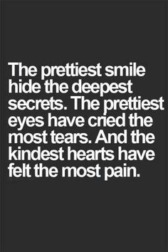 30 Deep Love Quotes that testify to Deep Love Quotes can be found here. Read Deep Love q … 30 Deep Love Quotes that Says it all Deep love Quotes are here. Read Deep Love quotes for him and her. They are meaningfull love quotes. Check these Quotes for Vale Deep Quotes About Love, Love Quotes For Him, Great Quotes, Quotes To Live By, Fake Smile Quotes, Tears Quotes, Sadness Quotes, Pretty Eyes Quotes, Being Real Quotes