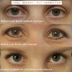 Longer, fuller, darker looking lashes with no appointment required!