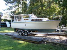 Trailerable Houseboat Plans Google Search Houseboat In