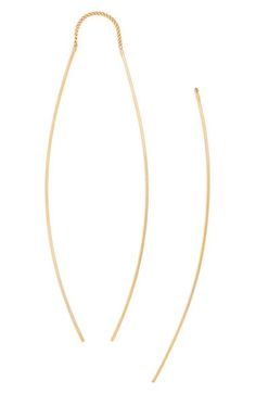 BaubleBar Delicate Double Drop Earrings available at #Nordstrom