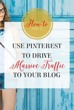 Are you ready to begin learning how to get more traffic to your blogs? Pin this blog post right now and make sure you set a time to fix your blog using my Pinterest marketing expert actionable tips. Get part 1 at http://integratedmarketingassociation.org/blog/how-to-use-pinterest-to-drive-massive-traffic-to-your-blog-part-1/ | Anna Bennett Tutorials | Social Media Website | Posts + Ideas + Articles for Bloggers | How to Use for Business Tips + Tricks