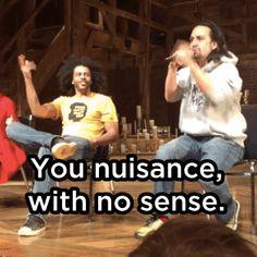 17 Times Lin-Manuel Miranda Proved He's A Complete Genius // SIT DOWN JOHN YOU FAT MOTHERFUCKER