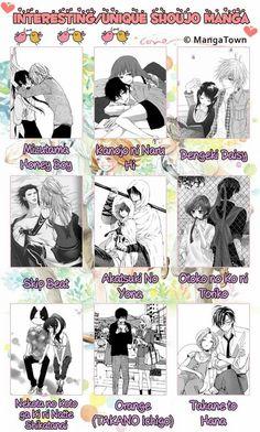 Manga couple list