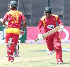 Zimbabwe win against Pakistan but they made it hard work