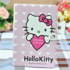 The Hello Kitty ipad mini case provides a chic protection aganist the hits and dings in daily life used.Hello Kitty ipad mini case also strengthens the beauty of your ipad mini.