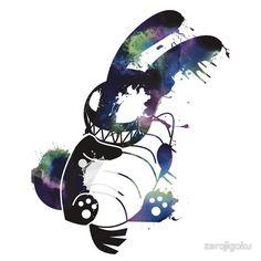 Get off smartphone cases & laptop skins with code Cute Bunny Cartoon, Kawaii Bunny, Graffiti Wall Art, Graffiti Lettering, Lake Tattoo, Character Art, Character Design, Horse Cartoon, Bunny Tattoos